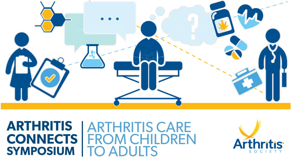 Arthritis Connects Symposium - Arthritis Care From Children to Adults