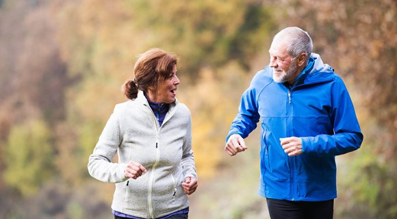 Stay Active - Manage your Hip and Knee Osteoarthritis (OA) Pain - Jul/25