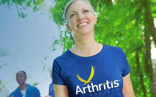 Exemple picture for Walk for Arthritis