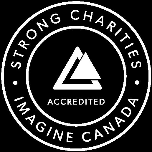 Imagine Canada - Strong Charities - Logo
