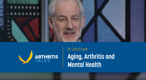 Aging, Arthritis and Mental Health on Feb