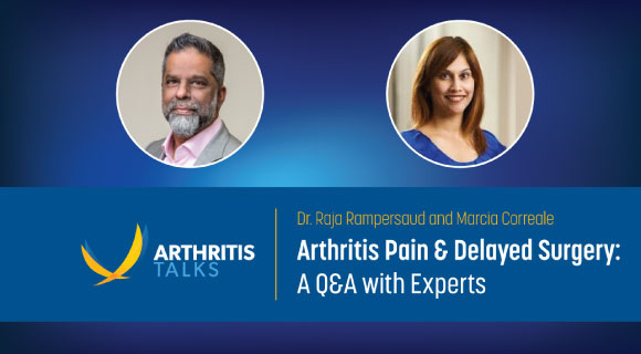 Arthritis Pain and Delayed Surgery on May