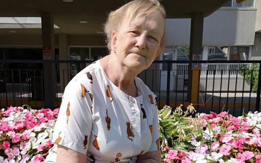 Exemple picture for June Henderson