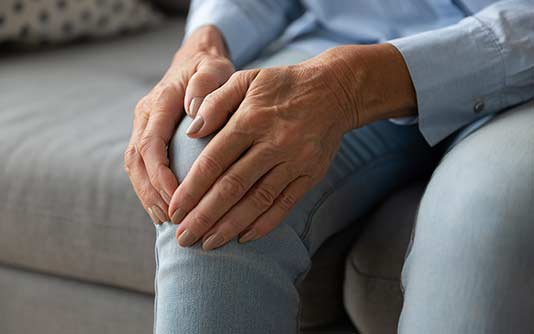 Exemple picture for Osteoarthritis