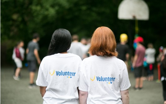 Exemple picture for Volunteer Application