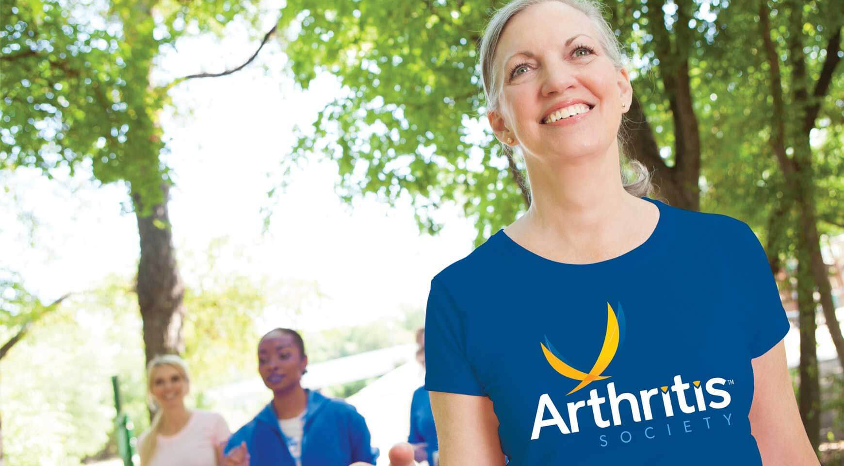 Walk For Arthritis (June 1<sup>st</sup> or 2<sup>nd</sup>) - Jun/01