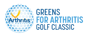 Logo of the event Greens for Arthritis Golf Classic