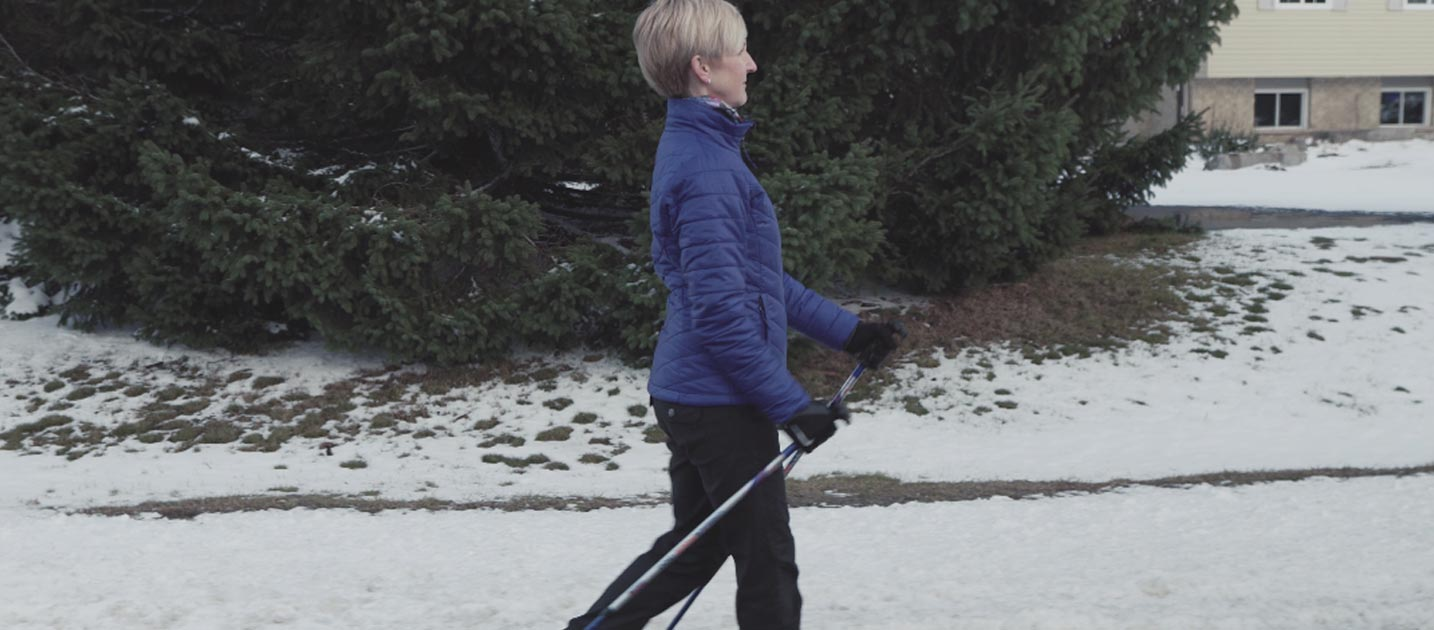 Staying active is a vital part of living well. For many people with arthritis, Nordic walking can be a safe and fun way to get fit, stay...