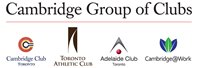 Cambridge Group of Clubs Logo