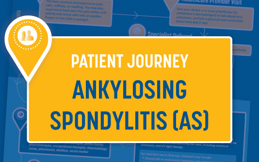 Exemple picture for Patient Journey: Ankylosing spondylitis