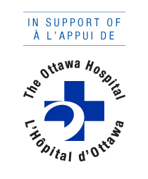 In support of The Ottawa Hospital